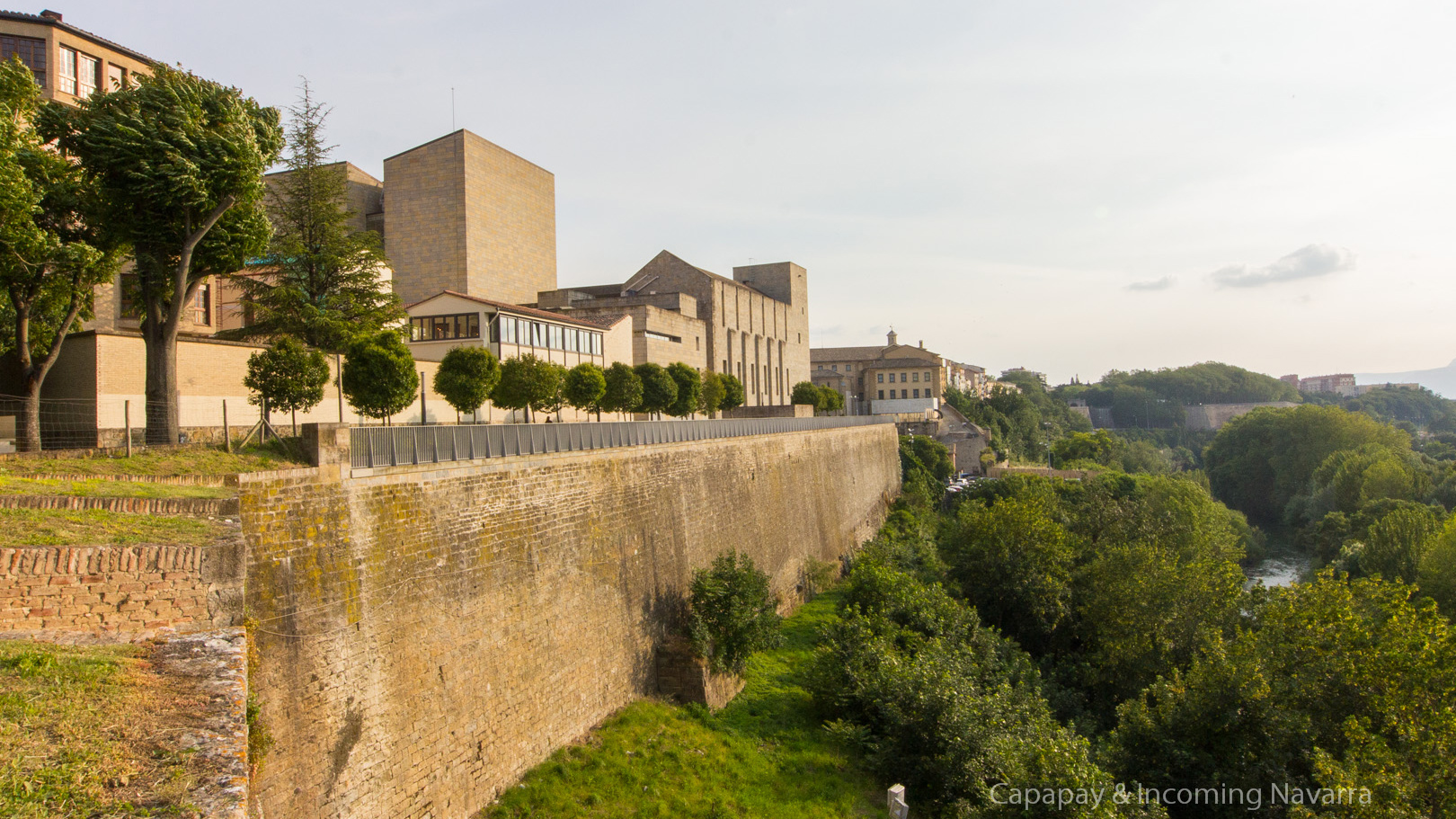 City Walls of Pamplona
